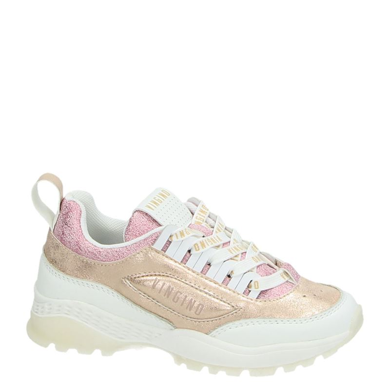 Vingino Fenna - Dad Sneakers - Roze