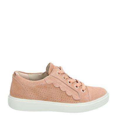 Ecco meisjes sneakers roze