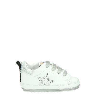 Shoesme meisjes babyschoenen wit