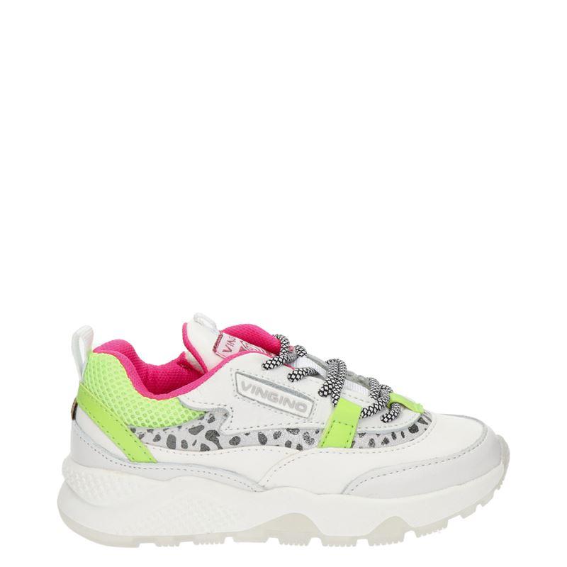 Vingino Marta - Lage sneakers - Wit