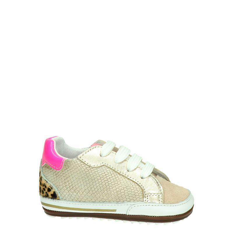 Shoesme - Babyschoenen - Goud