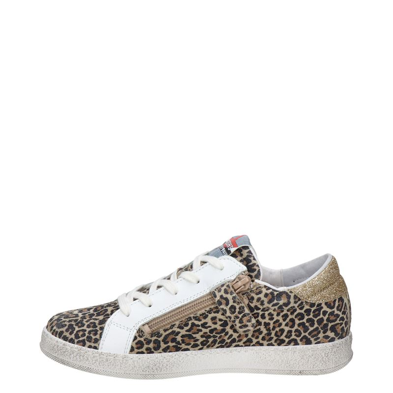 Giga - Lage sneakers - Bruin