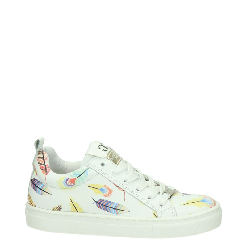 Giga - Lage sneakers - Wit