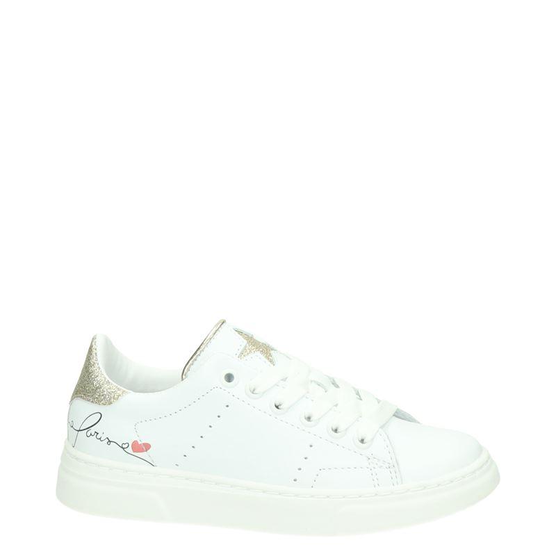 HIP Paris - Lage sneakers - Wit