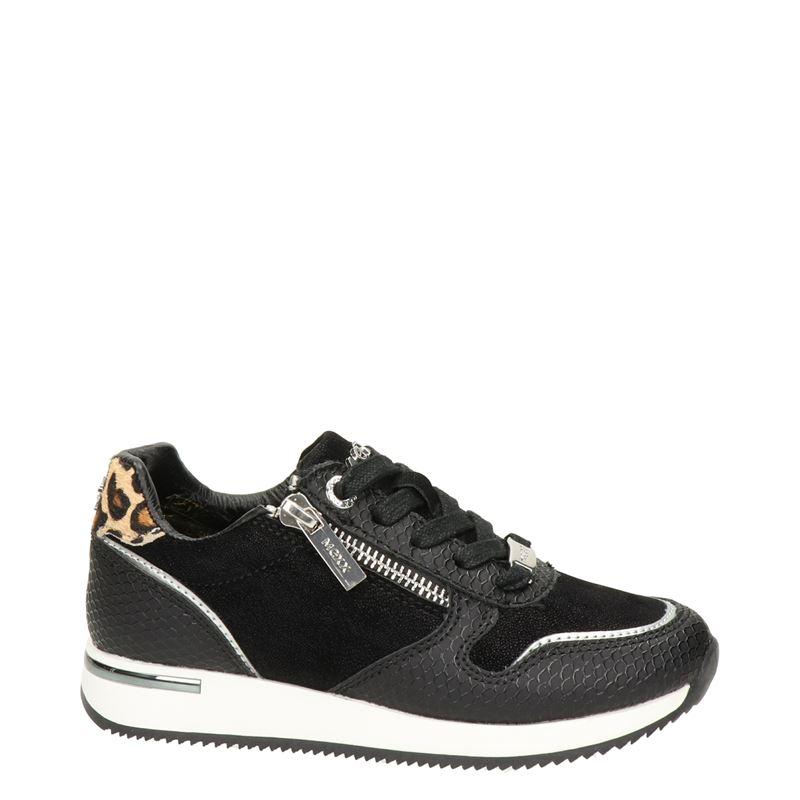 Mexx Froukje - Lage sneakers - Zwart