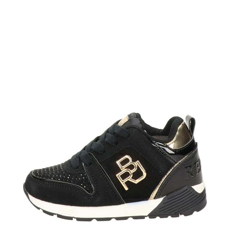 Replay Paris - Lage sneakers - Zwart