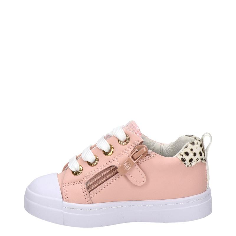 Shoesme - Lage sneakers - Roze