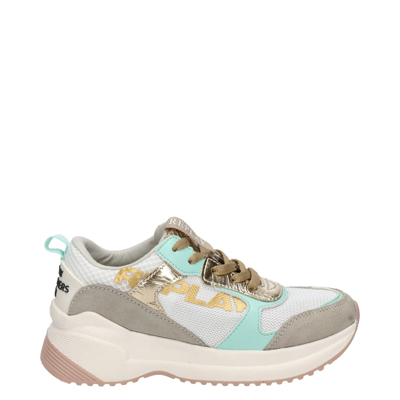 Replay Smart - Dad Sneakers - Wit
