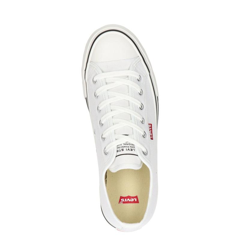 Levi's - Platform sneakers - Wit