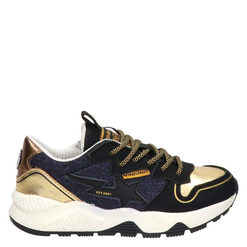 Vingino Zetta - Dad Sneakers - Zwart