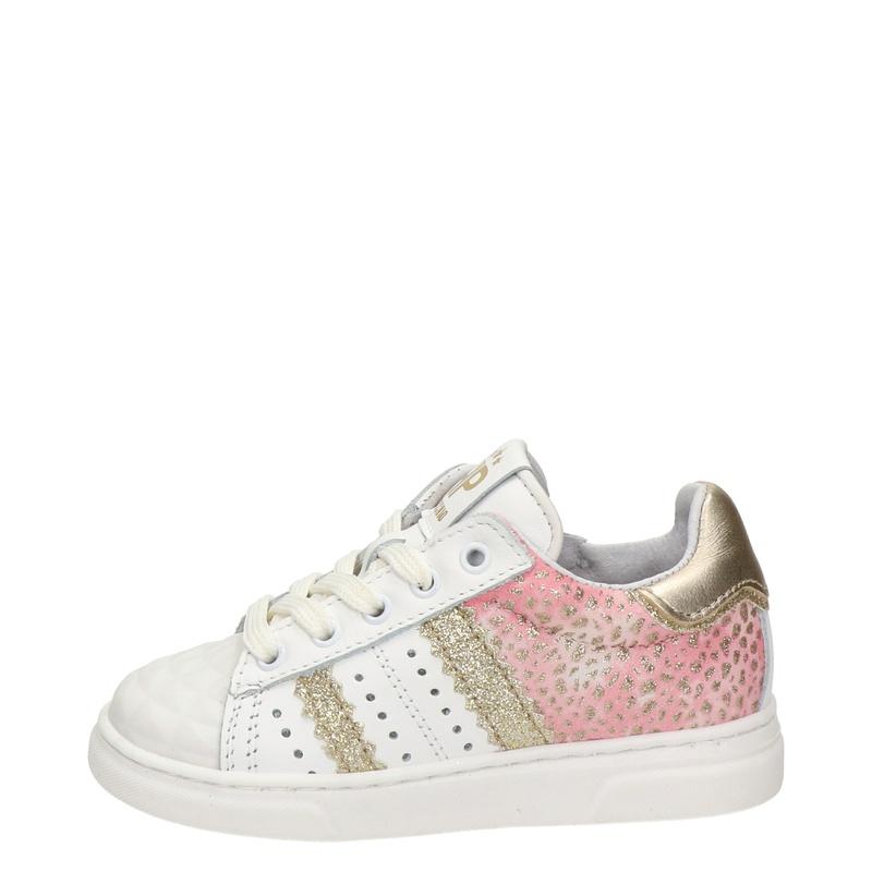 Pinocchio - Lage sneakers - Roze