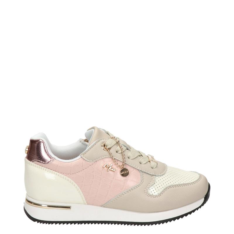 Mexx - Lage sneakers - Beige