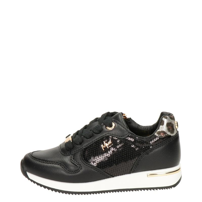 Mexx Eflin - Lage sneakers - Zwart