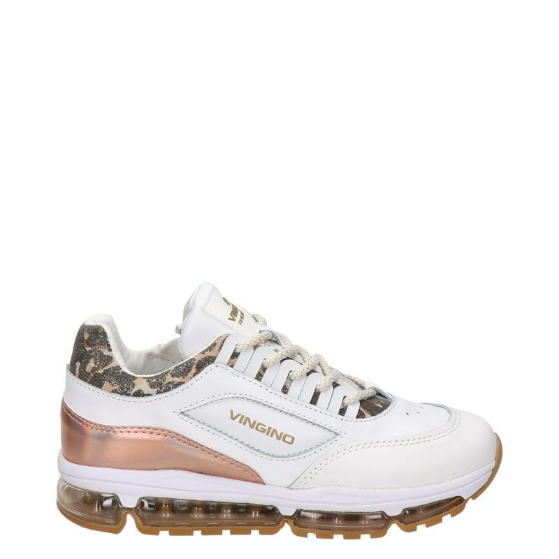 Vingino Fenna - Lage sneakers - Wit