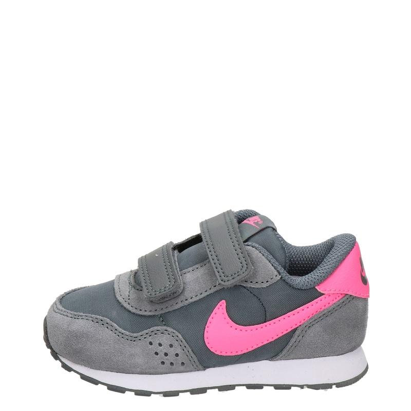Nike MD Valiant - Klittenbandschoenen - Grijs