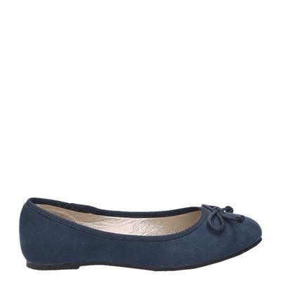 Hobb's meisjes ballerinas & instappers blauw