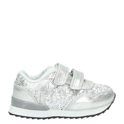 Blox meisjes sneakers zilver