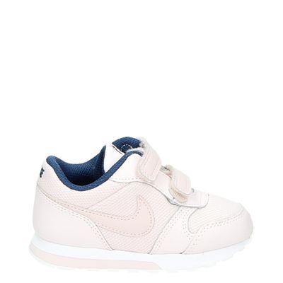 Nike meisjes sneakers roze