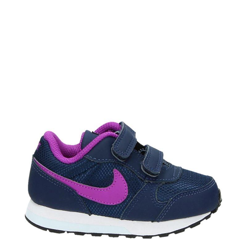49bb7471af2 Nike MD Runner 2 meisjes klittenbandschoenen blauw