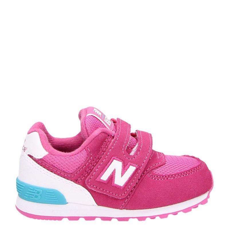 New Balance kindersneaker roze