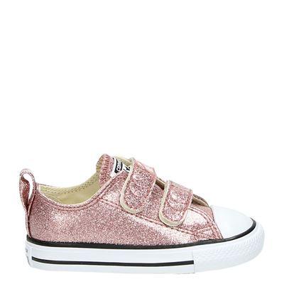 Converse meisjes sneakers roze