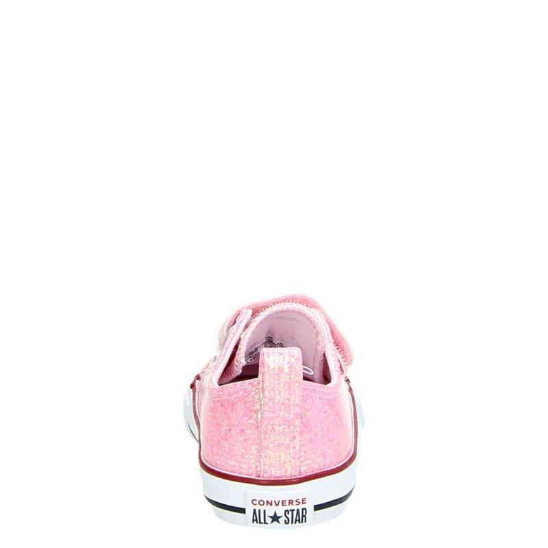 Converse All Star - Klittenbandschoenen - Roze