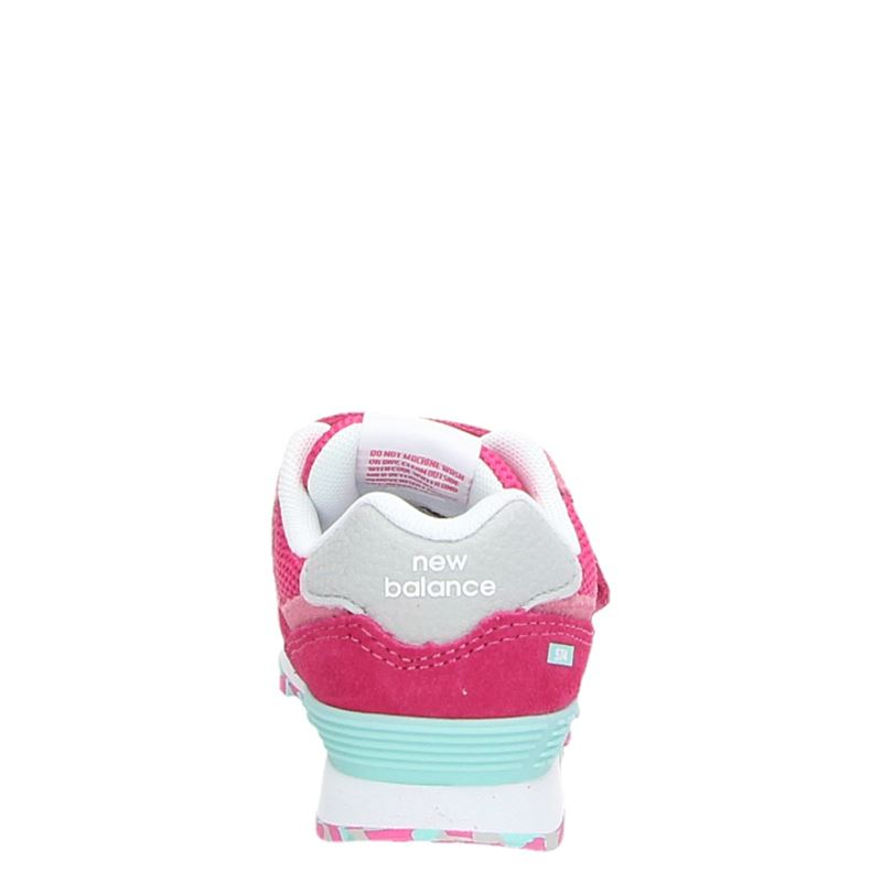 New Balance 574 - Klittenbandschoenen - Roze
