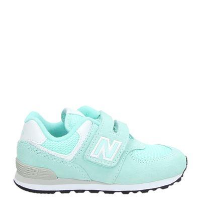 New Balance meisjes sneakers groen