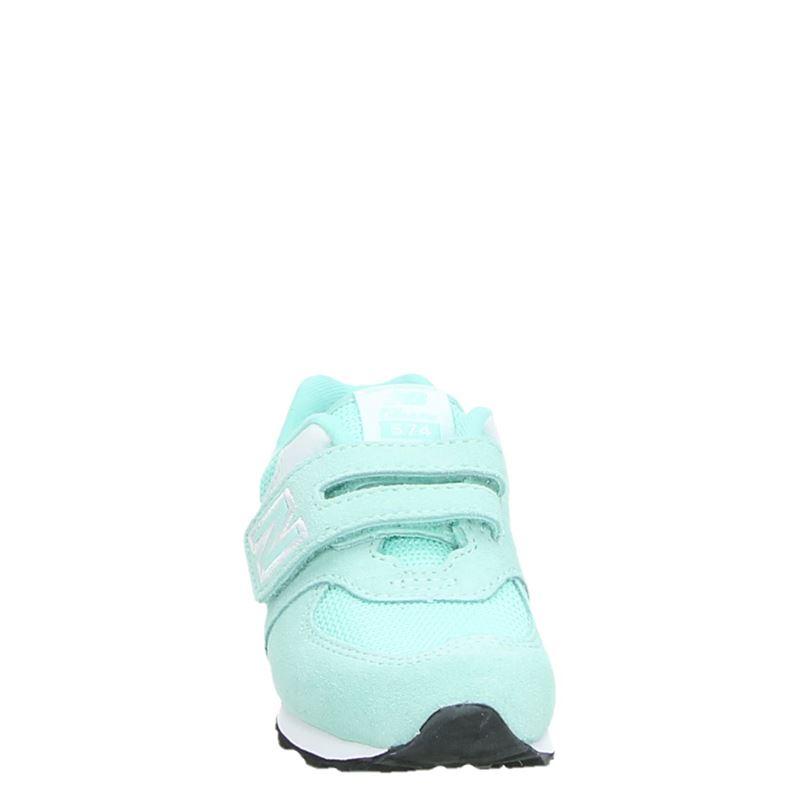 New Balance 574 - Klittenbandschoenen - Groen