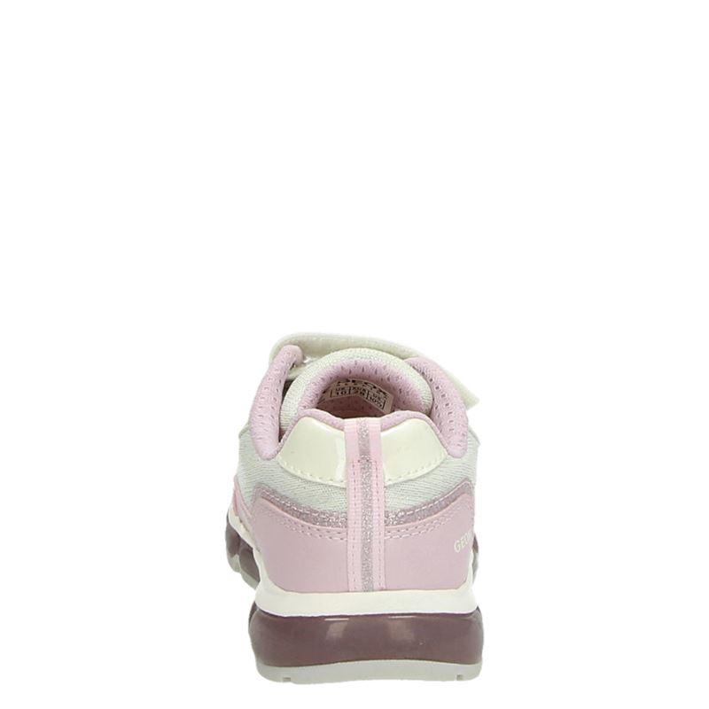 31 Geox 50 J Lage Meisjes 521 Girl Android 507 Roze Sneakers Ow80vnmN