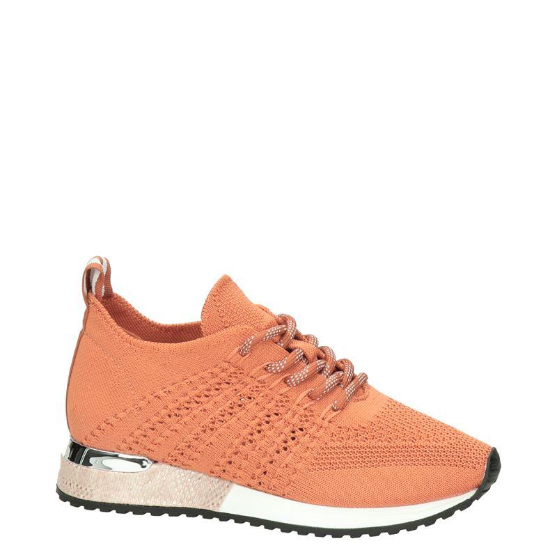 La Strada - Lage sneakers - Oranje