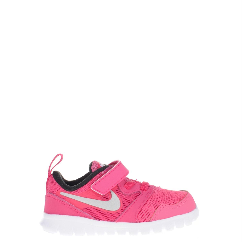 winkel beste deals voor goedkeuring prijzen Nike Flex Experience meisjes lage sneakers roze