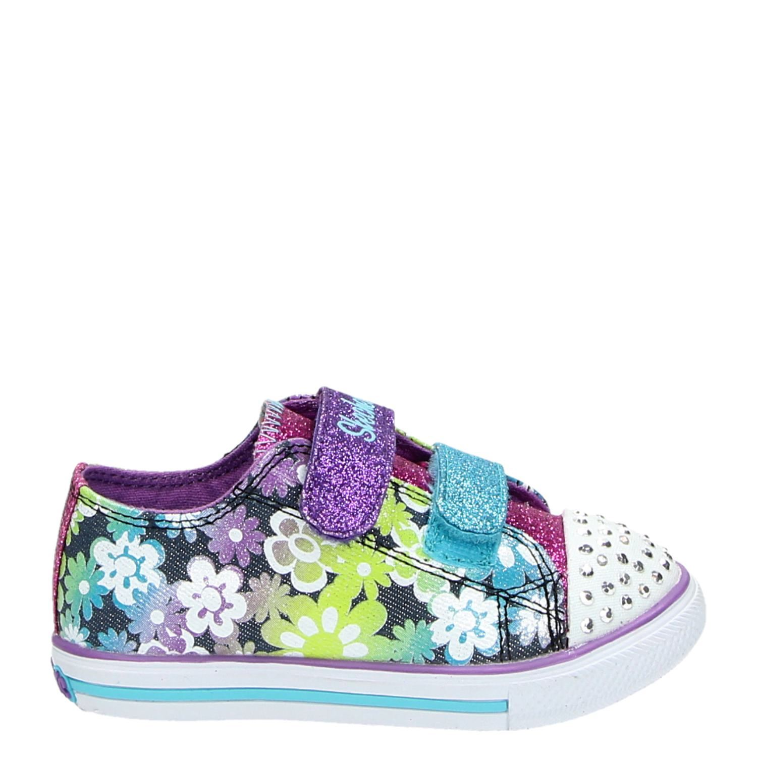 Twinkle Toes Rose Chaussures Sketchers wazHi