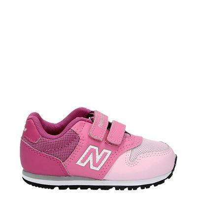 New Balance meisjes sneakers roze