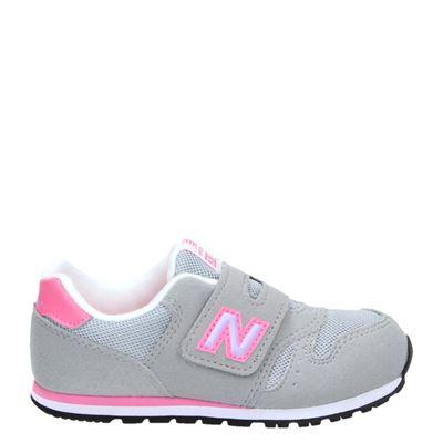 New Balance meisjes sneakers grijs
