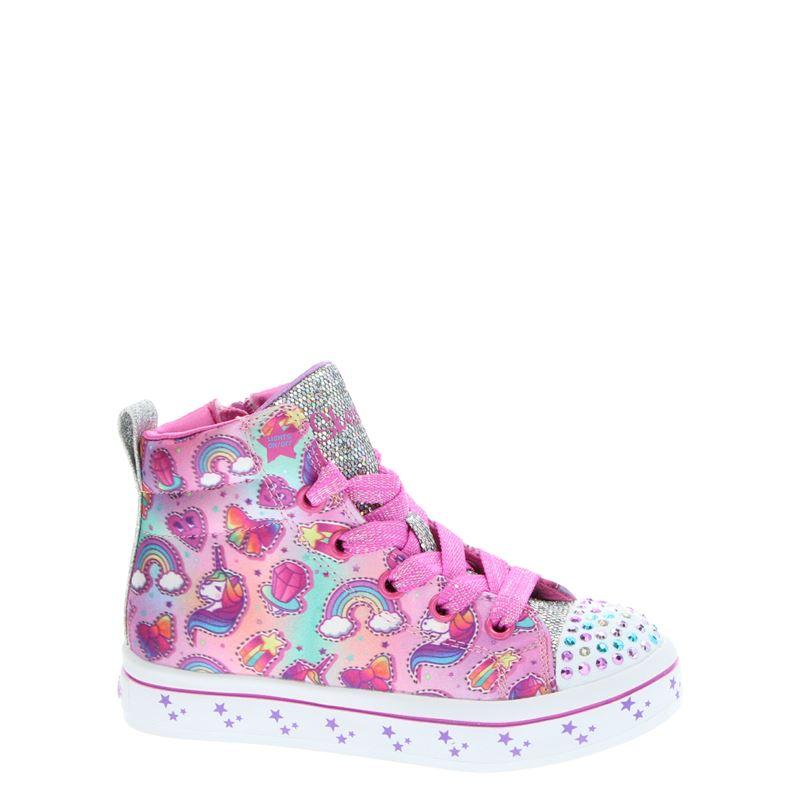 Skechers Twinkle Toes - Hoge sneakers - Multi