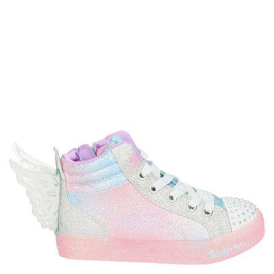 Skechers meisjes sneakers roze