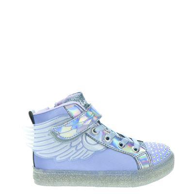 Skechers meisjes sneakers paars