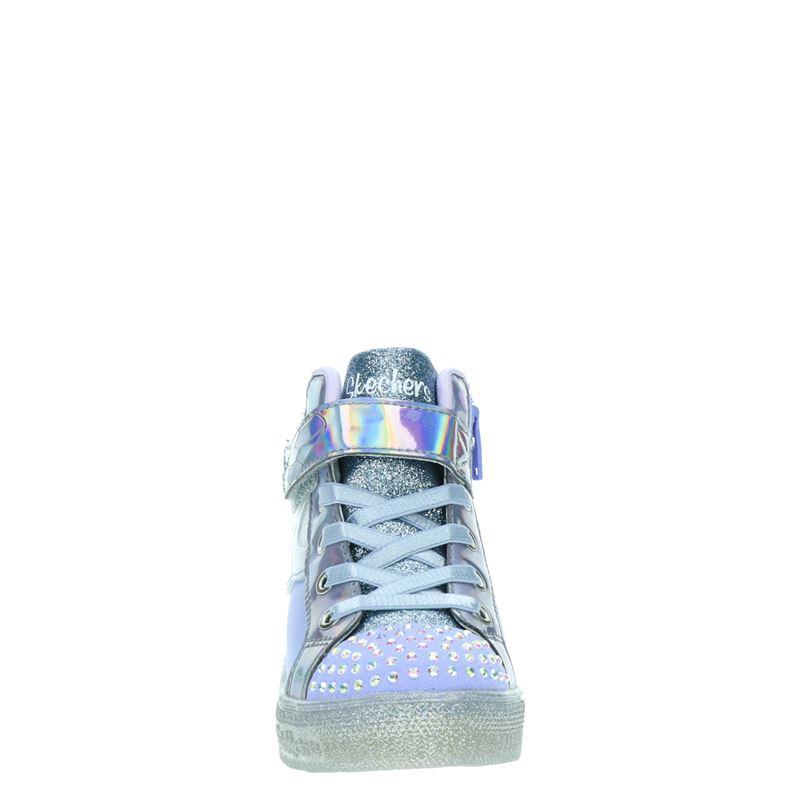 Skechers Twinkle Toes - Klittenbandschoenen - Paars