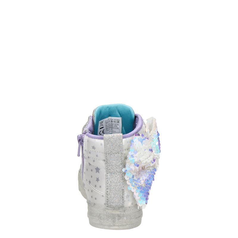 Skechers Twinkle Toes - Hoge sneakers - Wit