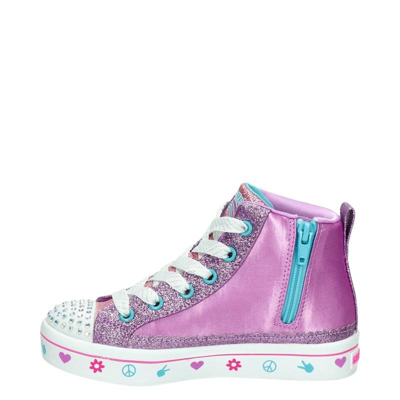 Skechers Flip Kicks - Hoge sneakers - Multi