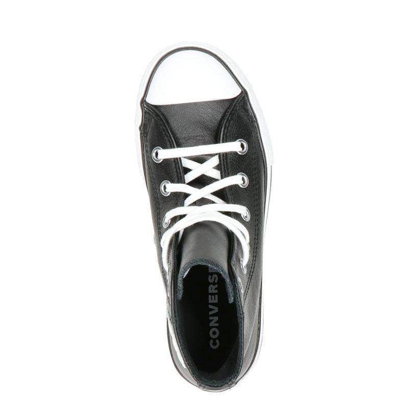 Converse Chuck Taylor Platform - Hoge sneakers - Zwart