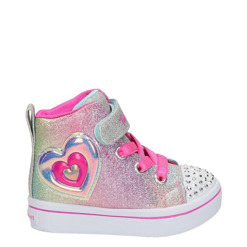 Skechers Twinkle Toes hoge sneakers