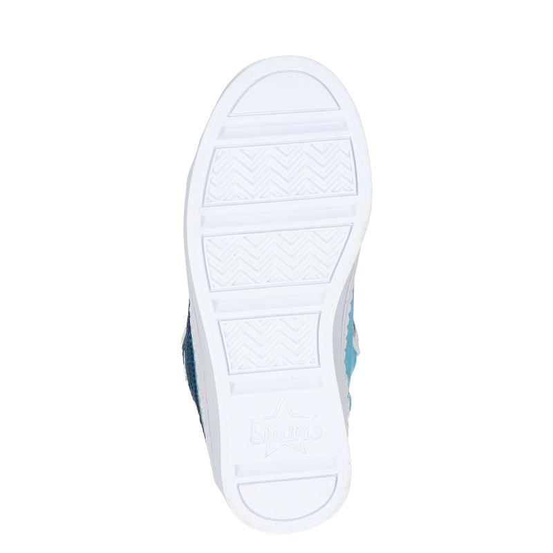 Skechers - Hoge sneakers - Wit