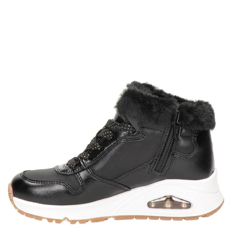 Skechers - Hoge sneakers - Zwart