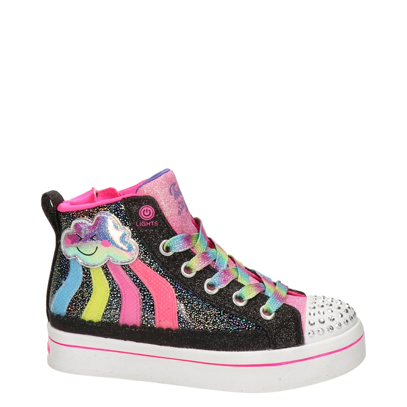 Skechers Twinkle Toes - Hoge sneakers - Roze