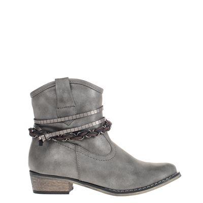 Hobb's meisjes laarsjes & boots grijs