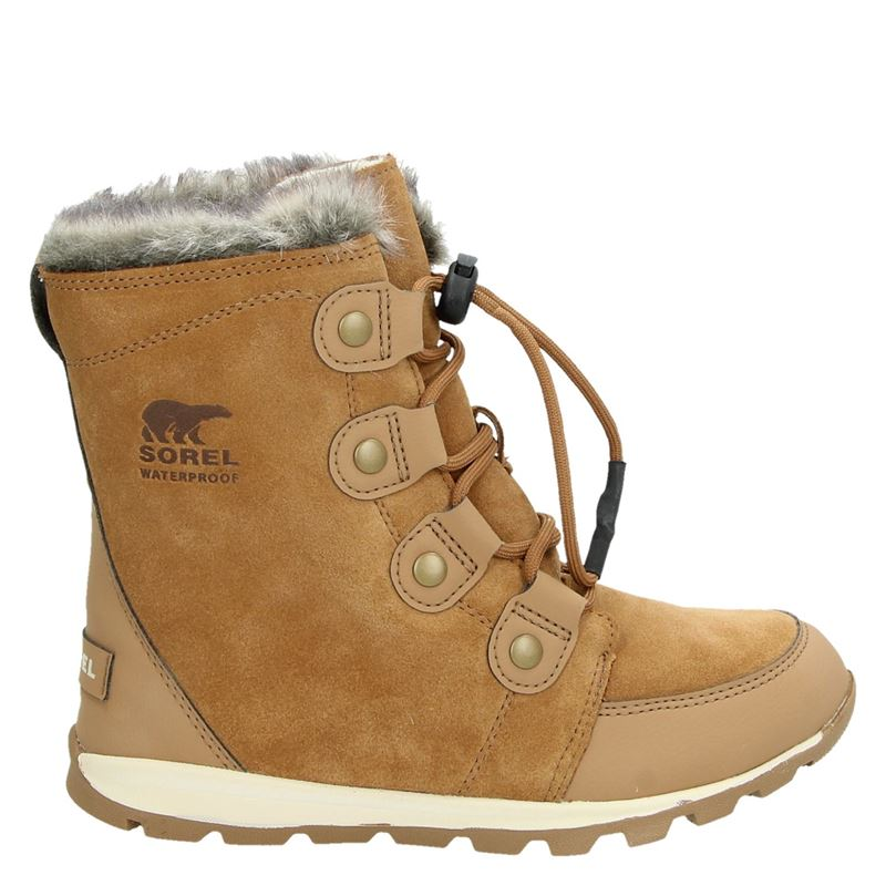 Sorel Youth Whitney - Snowboots - Cognac