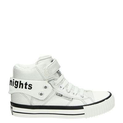 British Knights meisjes sneakers zilver