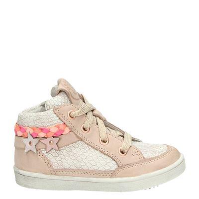 Orange Babies meisjes sneakers roze